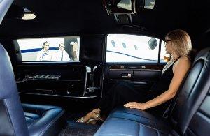 car rental limo