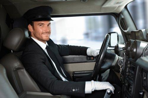chauffeur limo