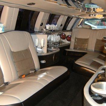 interior limo