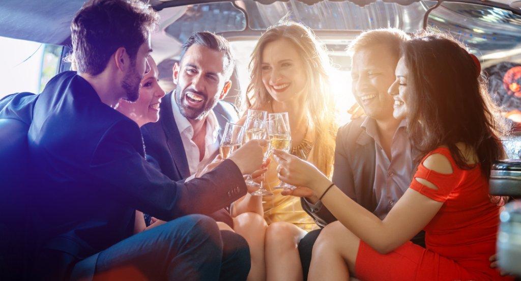 limousine birthday party ideas