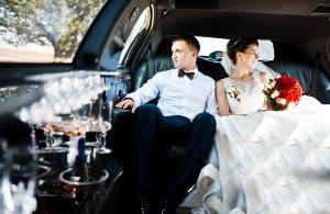 wedding limo nj