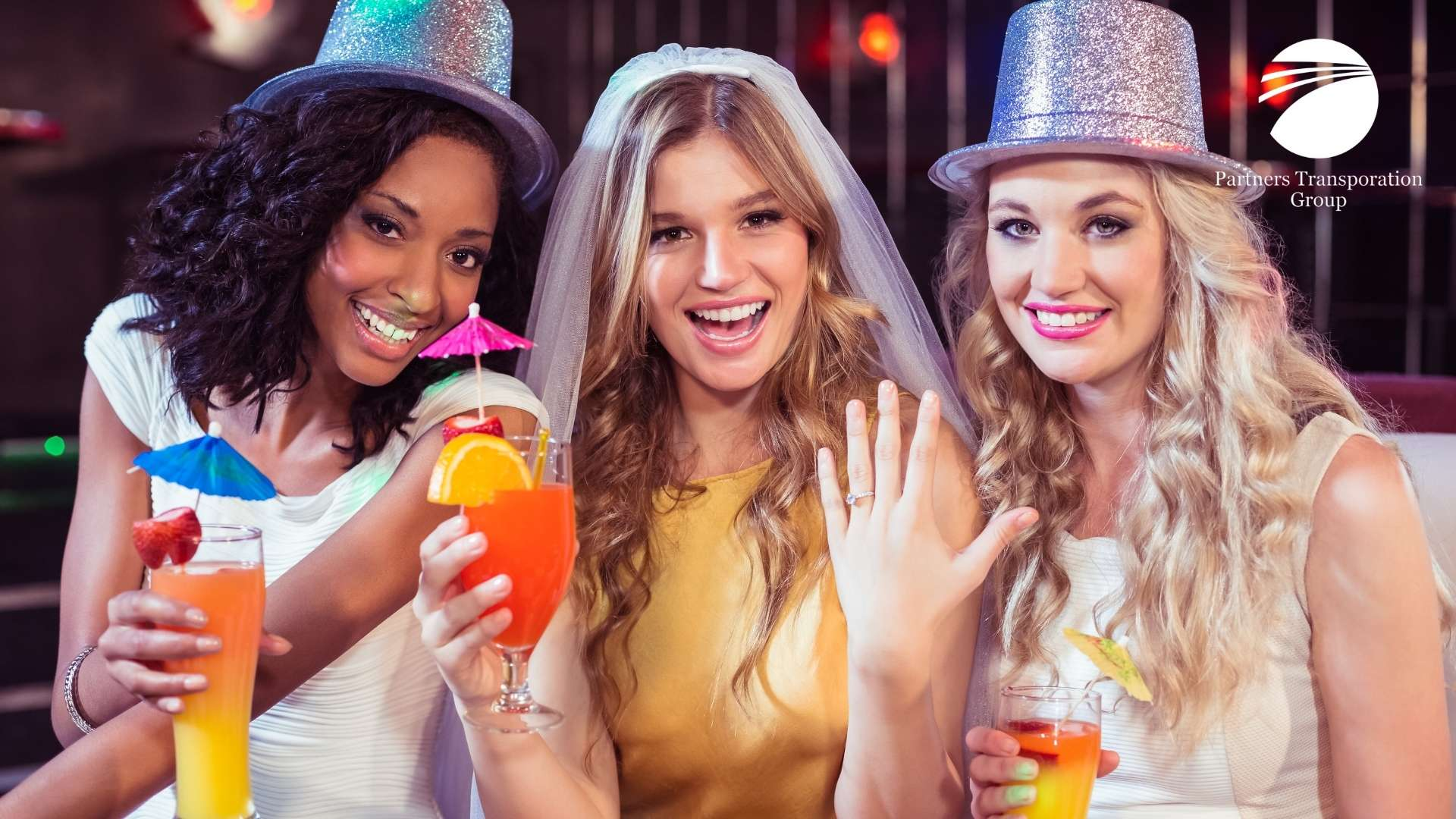 why to rent a limo for your bachelorette party